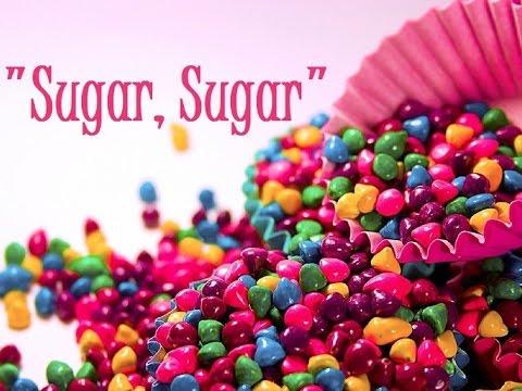 """""""Sugar, Sugar"""" ❤ (Lyrics) ✿ THE ARCHIES"""