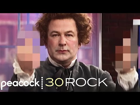 30 Rock - Thomas Jefferson on Maury
