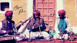 Rajasthan Melody - Algoza Blues (Anahad Foundation - Folk Music Rajasthan)