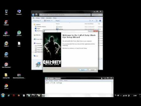 How To Download And Install Call Of Duty Black Ops