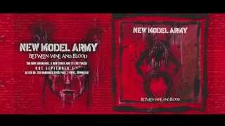 NEW MODEL ARMY 'Devil's Bargain' from the new album 'Between Wine And Blood'