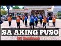 SA AKING PUSO   OPM  [Remix] DJ BomBom   Dancefitness   by Teambaklosh   Zgirls squad