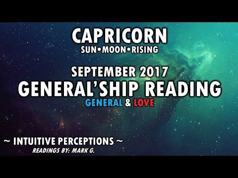 CAPRICORN Your Fury No Longer Works! Sept 2017 Love & General Tarot