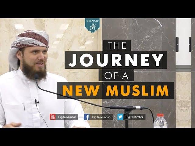 The Journey of a New Muslim - Gabriel al Romani