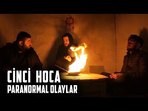 CİNCİ KATİL HOCA'NIN EVİNDE BİR GECE GEÇİRDİK! - Paranormal Olaylar