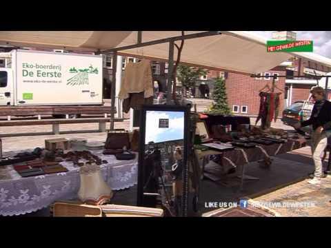 Het Gewilde Westen TV uitzending op Salto1 27-06-2013