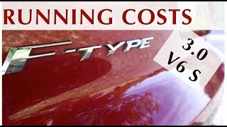F-Type Running costs - 3.0V6S Jaguar F-Type