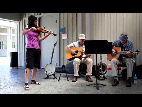 Hannah at Blue Ridge Music Center 2011