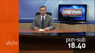 VTV Dnevnik najava 9. kolovoza 2017.