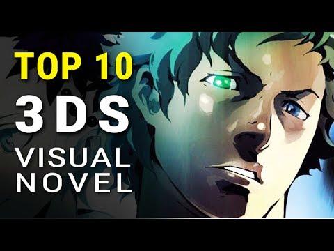 Top 10 3DS Visual Novel Games