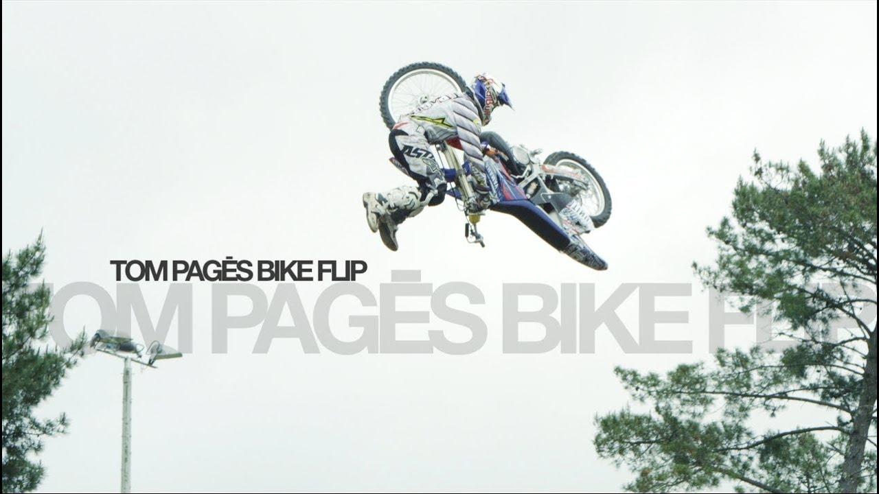 画像: Bike Flip Tom Pages 2014 youtu.be