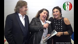 TeleVideoItalia.de - Intervista a I Ricchi e Poveri - Tour 2020