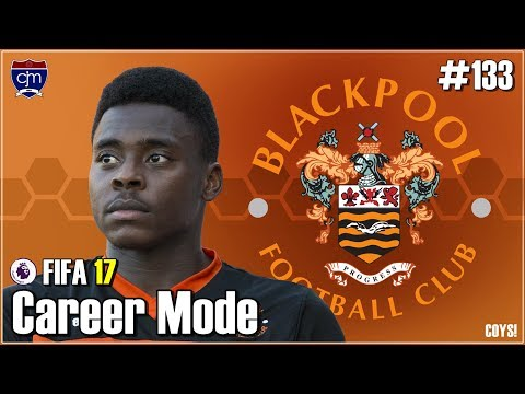 FIFA 17 Blackpool Road To Glory: Myles Boney Masuk Timnas Inggris #133 (Bahasa Indonesia)