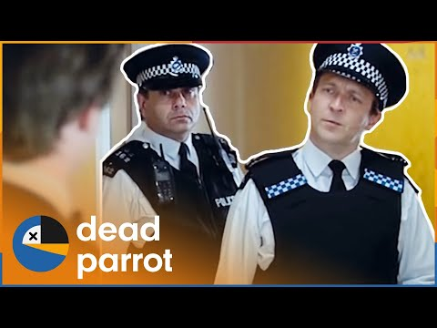 Detectives - The Peter Serafinowicz Show | Dead Parrot