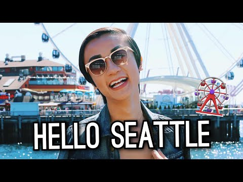 HELLO, SEATTLE!