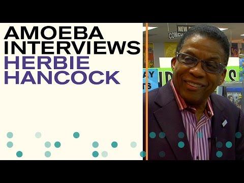Herbie Hancock - An Amoeba Interview