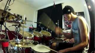 Whistle - Drum Cover - Flo Rida
