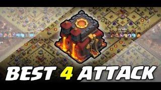 Clash of Clans - SEMPRE 3 STELLE A TH10 CON DRAGHI E LAVALOON!!! | TOP ATTACCHI CWL NOVEMBRE