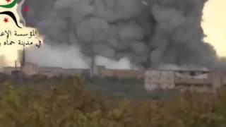 Авиационная бомба КАБ 1500 испытания в Сирии Оружие России и мира!!!