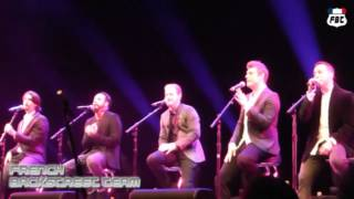 Backstreet Boys Cruise 2016 Acoustic Show