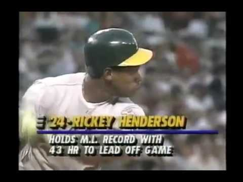 1990 MLB. Oakland Athletics vs California Angels