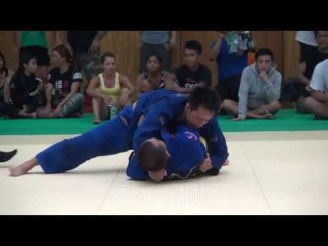 Makoto Ikuta vs Seringueiro Kimura / DUMAU KANSAI 2014