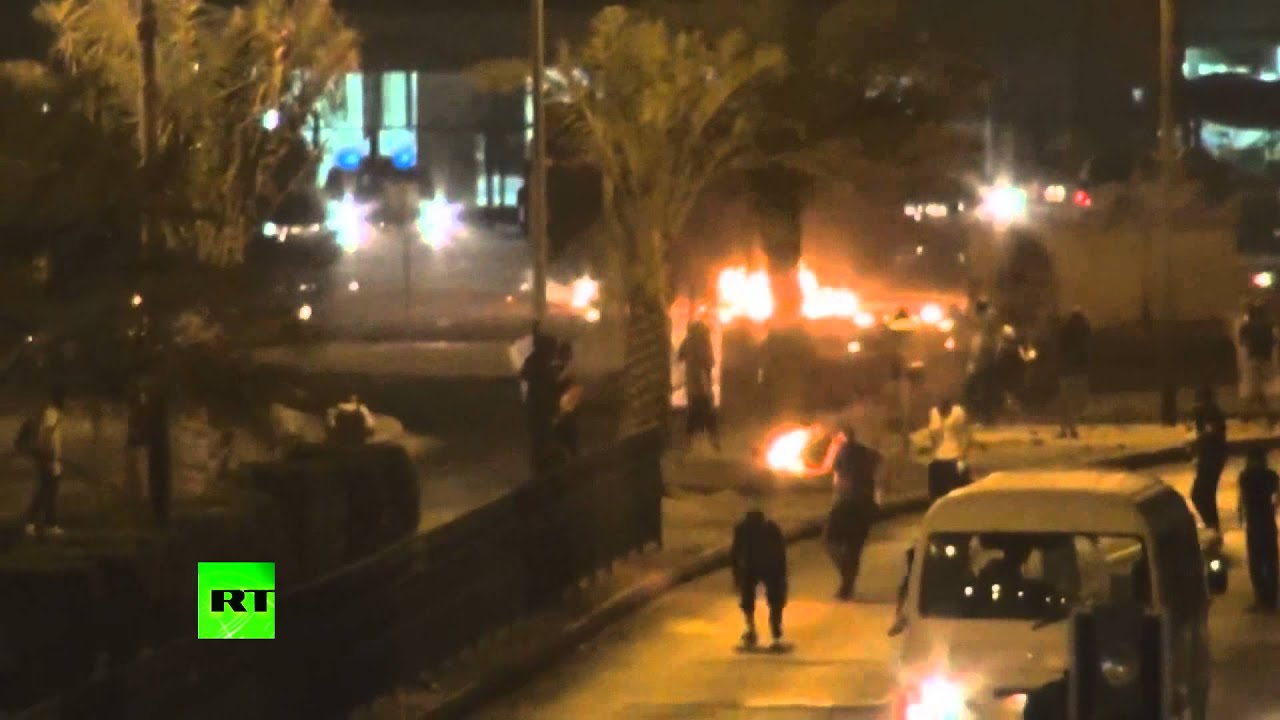 Бахрейн в огне: Манаму захлестнули беспорядки