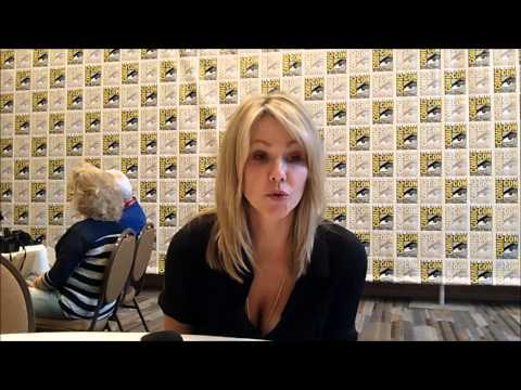 Ascension Q&A with Andrea Roth (SDCC 2014)