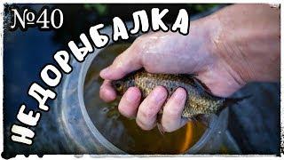 ???? Рыбалка с самодельной удочкой