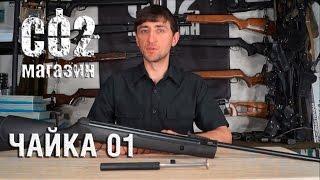 Чайка 01 (Латэк), замена манжеты и сальника ствола, установка ГП, внутренние отличия Чаек 01,11,12