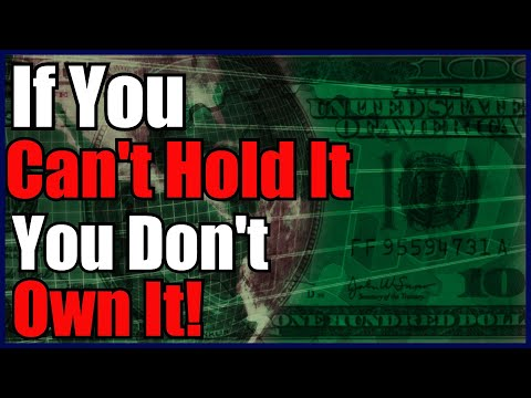 The USD Is In Trouble! It's Time To Hedge Your Assets With Tangibles Before It's Too Late!