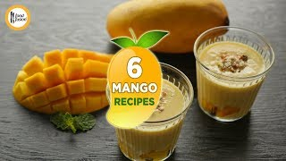 6 Mango Recipes By Food Fusion (Summer Special)