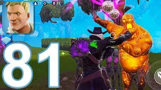 Fortnite - Gameplay Walkthrough Part 81 - Solo Win (iOS)