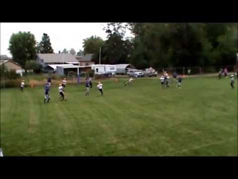 Salmon River Savages vs Wilder Highlights 2012