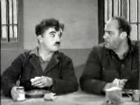 Charlie Chaplin On Cocaine