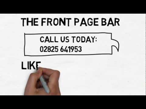 The FrontPage Bar Ballymena - Tel: 02825 641953