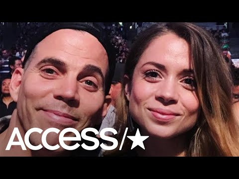 Steve-O Engaged To Girlfriend Lux Wright: See The Sweet Announcement & Her Gorgeous Ring! | Access