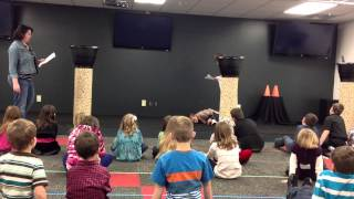 Prophecies / John the Baptist Lesson - Fair Haven Children