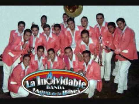 Ayer Pedi - La Inolvidable Banda Agua De La Llave