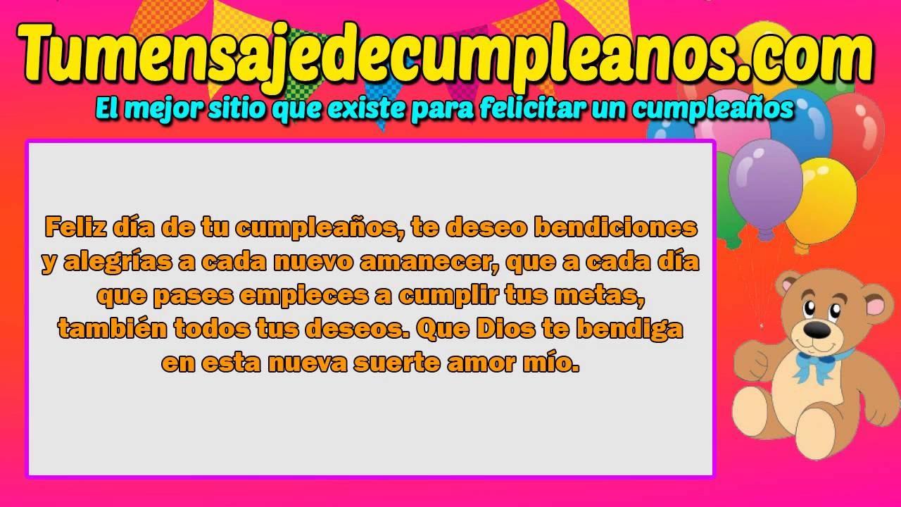 Frases Super Originales: Frases Y Mensajes De Cumpleaños Largos SUPER ORIGINALES Y