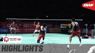 Fuzhou China Open 2019 | Finals MD Highlights | BWF 2019