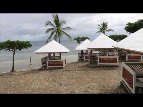New Years Day at Hisoler Beach Resort in Bogo, Cebu, Philippines