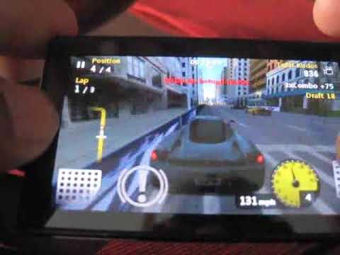 Zune HD - 3D Games