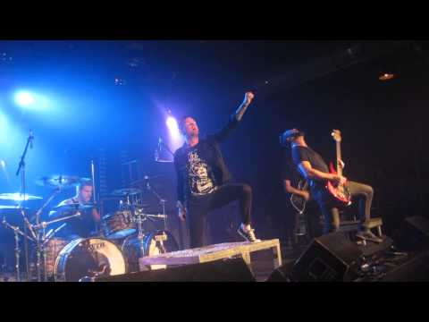 Memphis May Fire Legacy live Feel This Tour 2013