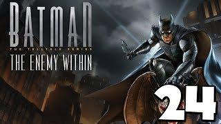 BATMAN: THE ENEMY WITHIN EPISODE 24 | TIFFANY BE CAREFUL