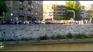 Manijaci idu na derby,  vrbanja.mp4 JOJ JOJ JOJ SARAJEVO PUSI KURAC MOJ...