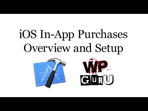 Creating an In-App Purchase in iOS