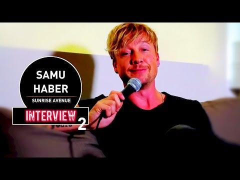 Samu Haber Sunrise Avenue wywiad  część 2 (MUZO.TV)