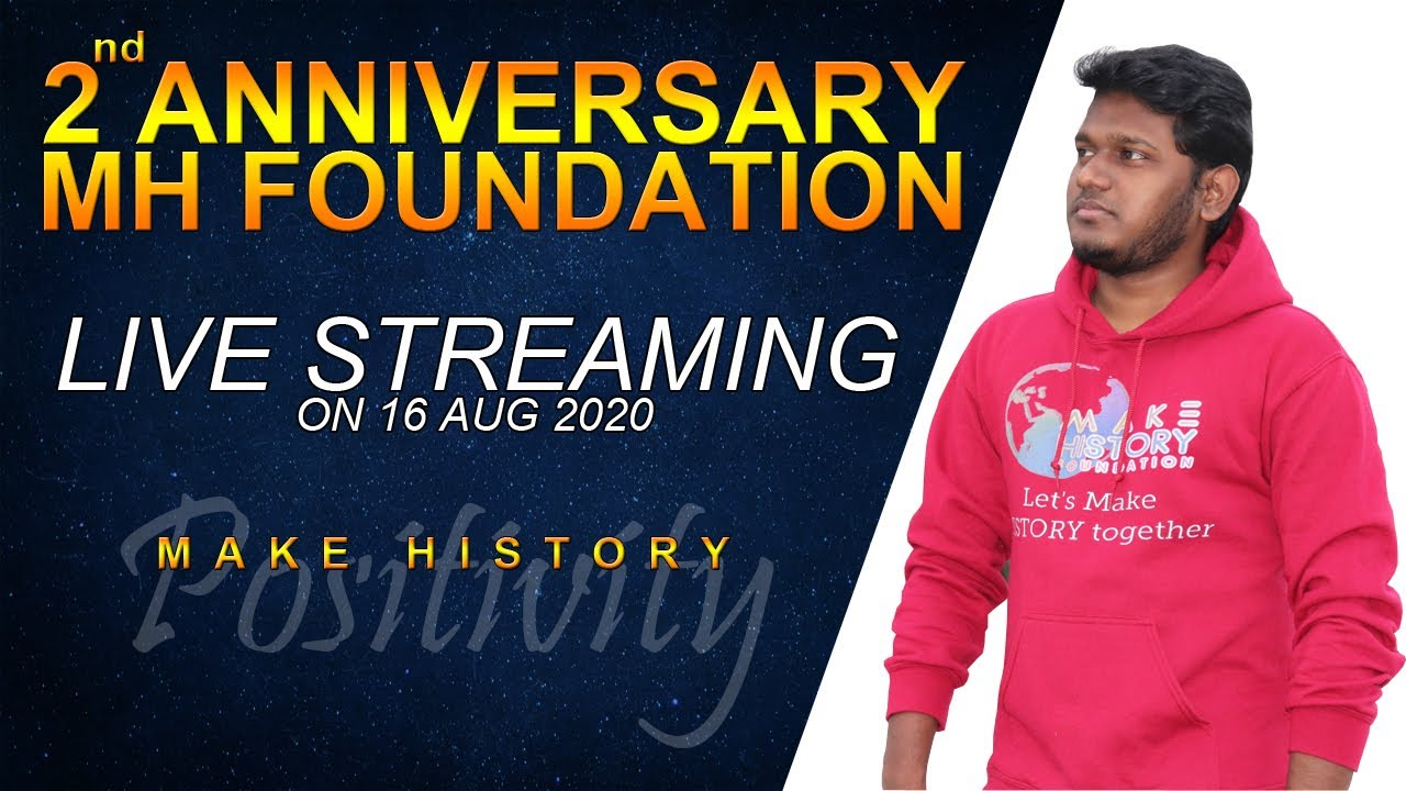 Live Announcement | Reynord #MHFoundation