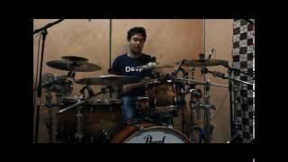 Anindito - Chrisye cintaku Drum cover